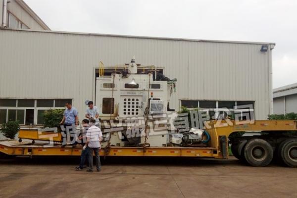 北仑运输机器
